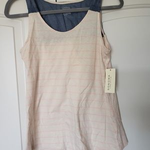 Cute and Comfortable Striped Tank
